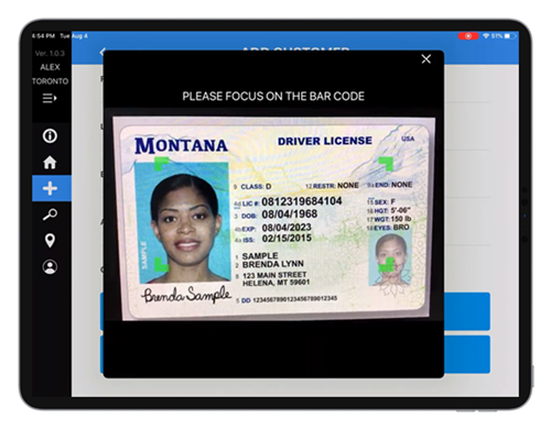 Rent Centric Mobile Agent Pro App Drivers License Inspection.png